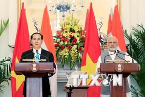 Chủ tịch nước kết thúc tốt đẹp chuyến thăm Ấn Độ và Bangladesh