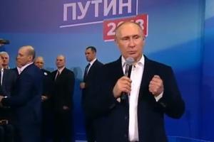 [Video] Tổng thống Vladimir Putin nói về nhiệm vụ tương lai