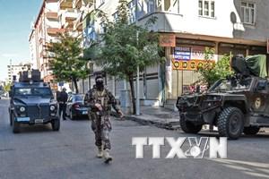 Thổ Nhĩ Kỳ bắt giữ 70 sỹ quan quân đội liên quan đến đảo chính