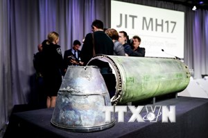 Nga phản bác kết luận của Hà Lan liên quan đến vụ rơi máy bay MH17
