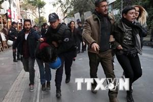 Thổ Nhĩ Kỳ bắt hơn 270 binh sỹ liên quan tới giáo sỹ Fethullah Gulen