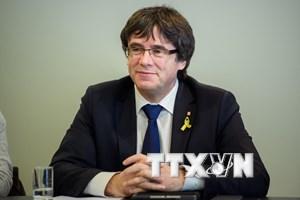 Tây Ban Nha: Cựu Thủ hiến vùng Catalonia đã quay trở lại Bỉ