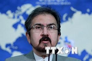 Iran sốt ruột với tiến trình cứu vãn thỏa thuận hạt nhân
