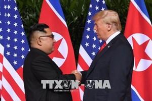 Tổng thống Trump muốn nhanh chóng dỡ bỏ trừng phạt Triều Tiên