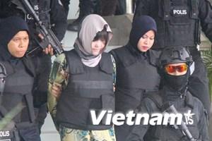 Cảnh sát Malaysia truy tìm thêm nhân chứng cho vụ Đoàn Thị Hương