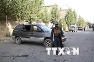 IS thừa nhận thực hiện vụ tấn công ở thủ đô Kabul của Afghanistan