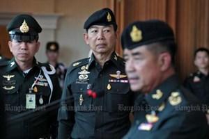 Thái Lan: Tướng Apirat Kongsompong nhậm chức Tư lệnh lục quân