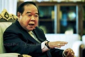 Thái Lan khẳng định sẽ tổ chức tổng tuyển cử đúng kế hoạch