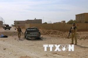 Các lực lượng Iraq mở chiến dịch truy quét tàn dư IS tại miền Bắc