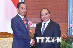 Việt Nam coi trọng quan hệ với ASEAN và Indonesia