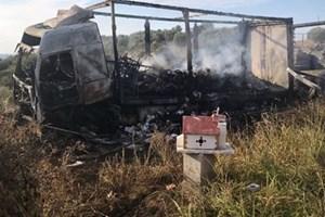 Hy Lạp: Xe chở người di cư đâm vào ôtô tải, 11 người thiệt mạng