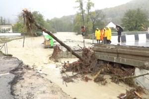 Nga: Lũ lụt gây thiệt hại lớn, gần 7.000 người bị ảnh hưởng