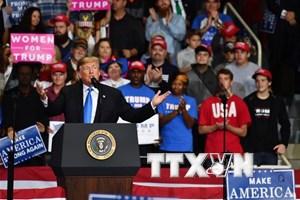 Bầu cử Quốc hội Mỹ - Những tín hiệu khó khăn mới đối với đảng Dân chủ