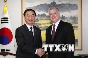 Mỹ, Hàn Quốc nhất trí thiết lập nhóm chuyên viên về Triều Tiên