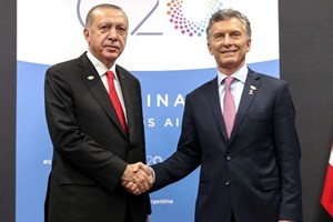 Argentina thúc đẩy trao đổi thương mại với Thổ Nhĩ Kỳ và Ấn Độ