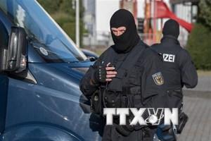 Cảnh sát Đức tìm thấy cờ IS sau vụ cố ý phá hoại một tuyến đường sắt