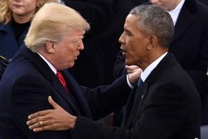 Tổng thống Trump đồng ý quan điểm với ông Obama về nhập cư trái phép