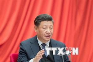 Trung Quốc đẩy mạnh chống tham nhũng trong lĩnh vực tài chính