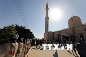An ninh Ai Cập đột kích tiêu diệt 6 tay súng Hồi giáo cực đoan