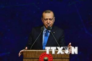 Thổ Nhĩ Kỳ dự kiến thiết lập vùng an toàn rộng 32km tại Syria