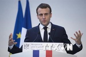 Pháp tiếp tục duy trì lực lượng chống IS ở khu vực Trung Đông