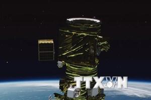 Nhật Bản bàn giao hiện vật trưng bày bảo tàng vũ trụ cho Việt Nam