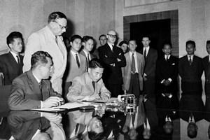 Tọa đàm kỷ niệm 60 năm ngày ký Hiệp định Geneva ở Algeria