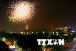 Khen thưởng TTXVN về tuyên truyền 60 năm Giải phóng Thủ đô