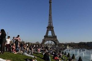 """Ngành du lịch Pháp """"hứng đạn"""" sau vụ khủng bố ở Charlies Hedbo"""