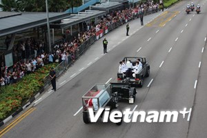 Người dân Singapore, Malaysia tiễn biệt cố Thủ tướng Lý Quang Diệu