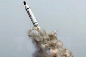 """Nga-Trung tái khẳng định """"phi hạt nhân hóa bán đảo Triều Tiên"""""""