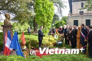 Người Việt tại nhiều nước kỷ niệm ngày sinh Chủ tịch Hồ Chí Minh