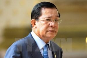 Hạ viện Campuchia thông qua dự luật gây tranh cãi về xã hội dân sự