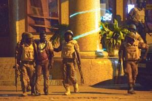 Cặp vợ chồng bác sỹ người Áo bị bắt cóc tại Burkina Faso