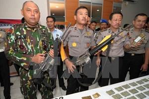 Cảnh sát Indonesia công bố thêm danh tính nghi phạm đánh bom