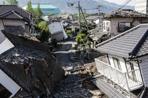 Động đất tại Kyushu - Những dư chấn với kinh tế Nhật Bản
