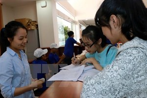 TP Hồ Chí Minh: Nhiều trường đại học phải xét tuyển bổ sung