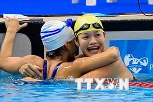 Kình ngư Trịnh Thị Bích Như xếp hạng 6 chung cuộc tại Paralympic