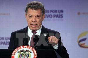 Tổng thống Colombia: Giải Nobel Hòa bình tặng cho nạn nhân xung đột