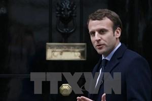 Bầu cử Hạ viện Pháp: Đảng của ông Macron bỏ xa các đảng truyền thống