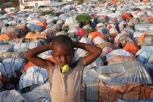 Tổng thống Mỹ cam kết tài trợ 639 triệu USD cho cứu trợ nhân đạo