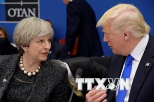 Triển vọng lạc quan về thỏa thuận thương mại giữa Anh, Mỹ, Nhật Bản