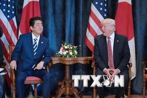 Lãnh đạo Nhật-Mỹ hội đàm về chương trình hạt nhân Triều Tiên