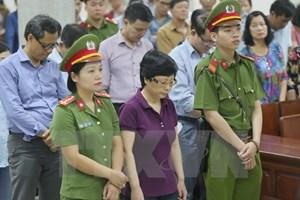 Sự kiện trong nước 16-22/10: Châu Thị Thu Nga lĩnh án tù chung thân