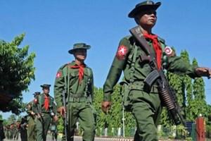 Myanmar: Hàng nghìn người tuần hành để ủng hộ quân đội