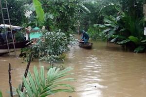 Lào ủng hộ 12.000 USD cho người dân Việt Nam bị thiên tai lũ lụt
