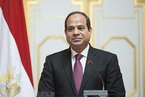 Ai Cập: Chỉ có một ứng viên chạy đua với Tổng thống El-Sisi