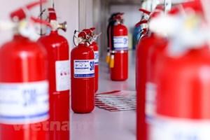 Giải pháp nào để đảm bảo an toàn khi cháy nổ ở chung cư?