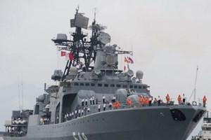 Hầu hết tàu chiến Nga rời Tartus trước khi Mỹ tấn công Syria