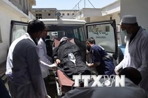 Nhiều nước đồng loạt lên án vụ tấn công khủng bố ở Afghanistan